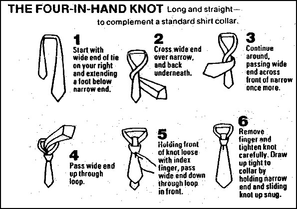 Four in a Hand Knot